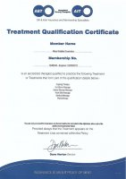 Treatment Qualification Certificate